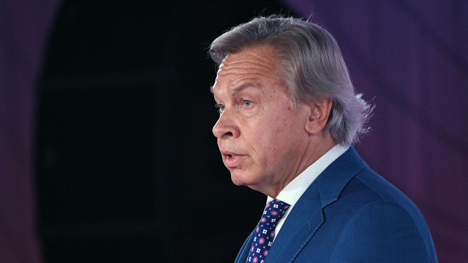 """""""Окончательная потеря"""": Пушков заявил о грубой ошибке Зеленского"""