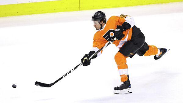 Хоккеист Филадельфии Джастин Браун