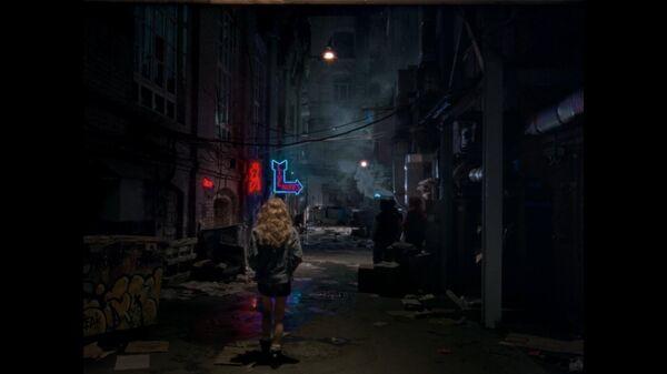 Кадр из фильма Китобой