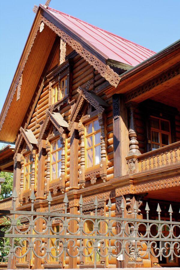 Дом Тетюшинова в Астрахани