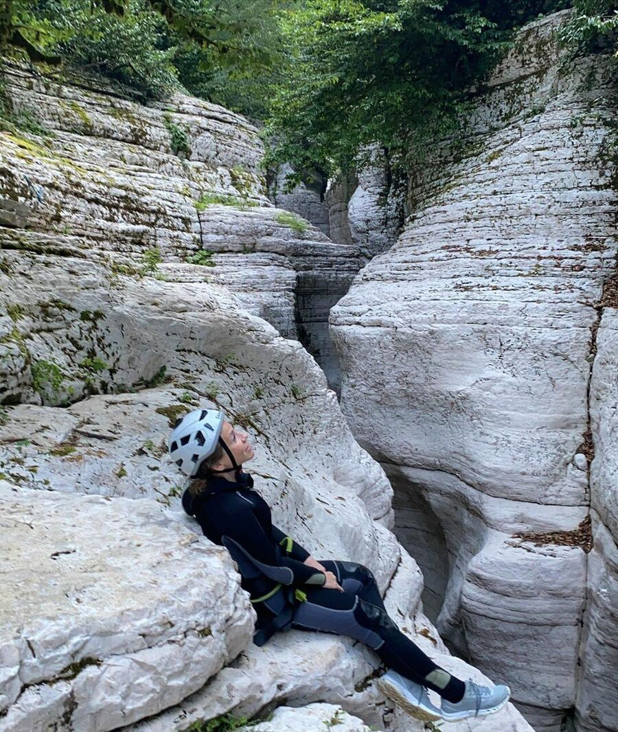 Белые скалы, Сочи