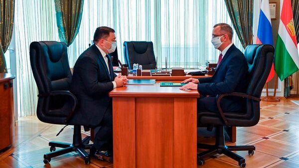 ПСБ готов развивать банковскую инфраструктуру Калужской области