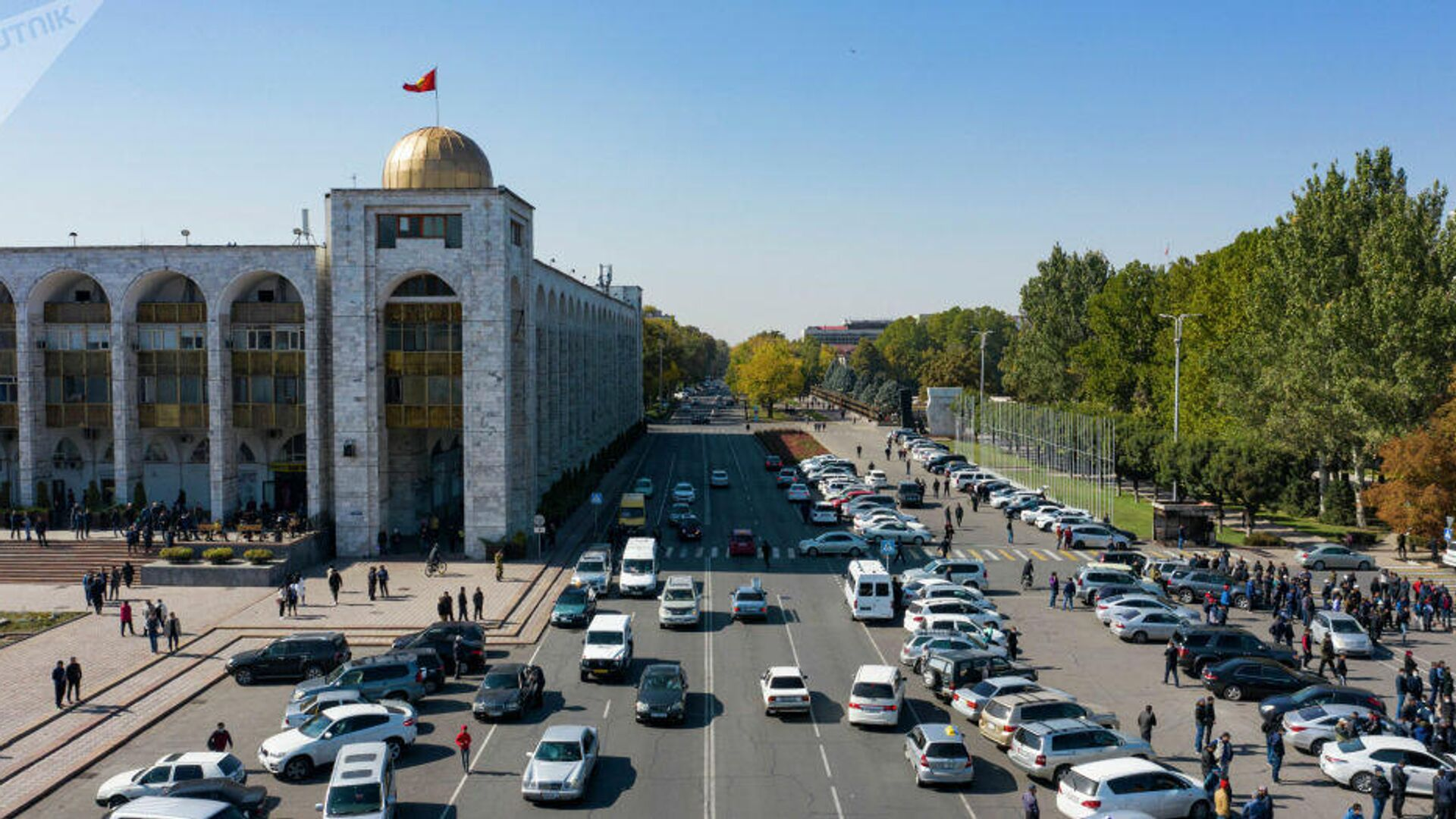 В Киргизии одну из партий сняли с голосования на выборах в совет Бишкека
