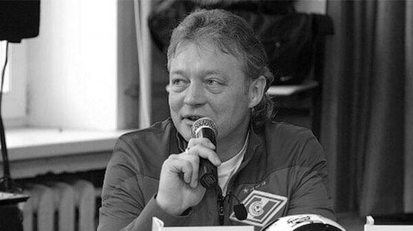 Бывший защитник московского Спартака, сборных СССР и России по футболу Василий Кульков