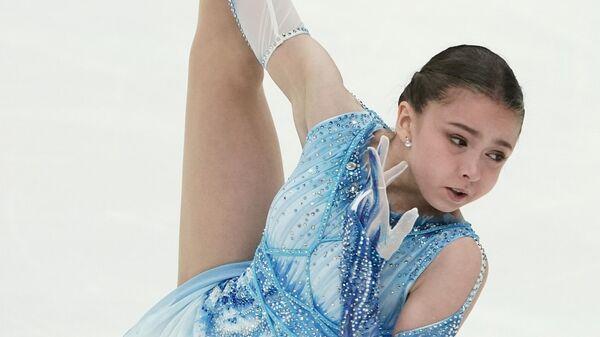 Фигурное катание.  II этап Кубка России. Женщины. Короткая программа