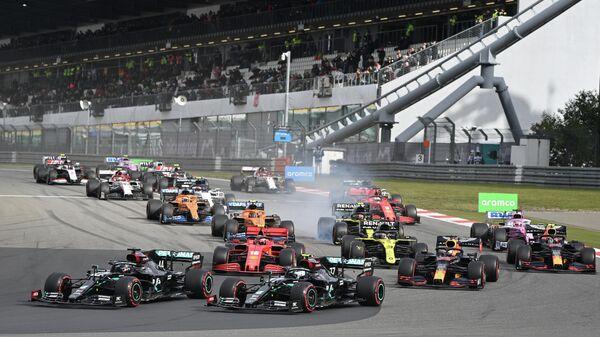 Гран-при Айфеля Формулы-1