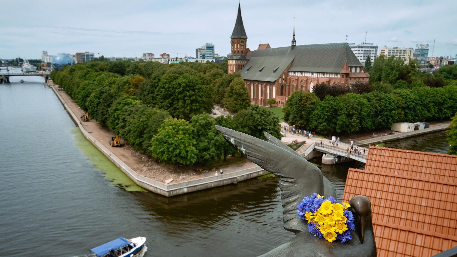 В отелях Калининграда и области почти закончились места