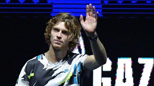 Теннис. St. Petersburg Open