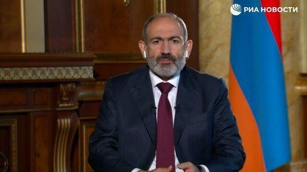 Пашинян: Планы Турции и Азербайджана блицкригом взять под контроль Нагорный Карабах провалились
