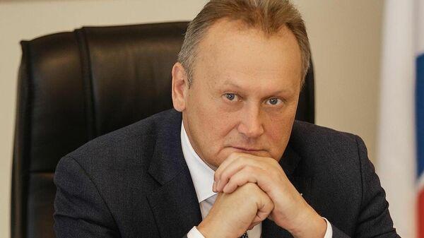 Глава Администрации Выборгского района Ленинградской области Геннадий Орлов