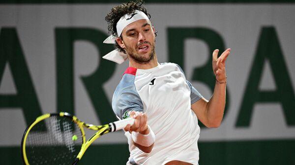 Теннисист Марко Чеккинато (Италия)