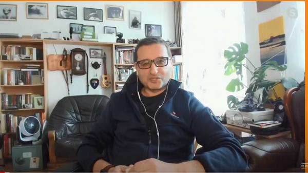 Александр Сосновский о возможном закрытии Москвы, биотерроризме и паспортах прививок