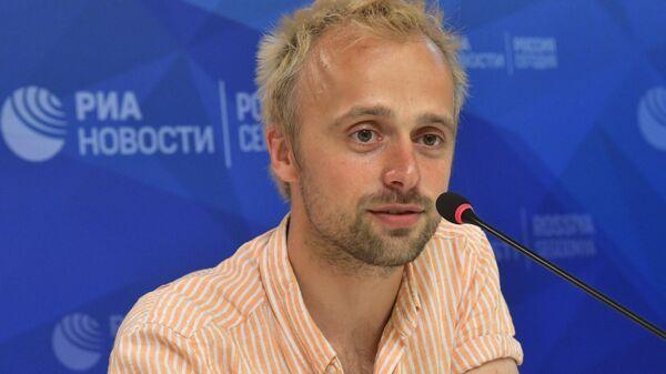 Руководитель Центра инновационной журналистики МИА Россия сегодня Иван Громов