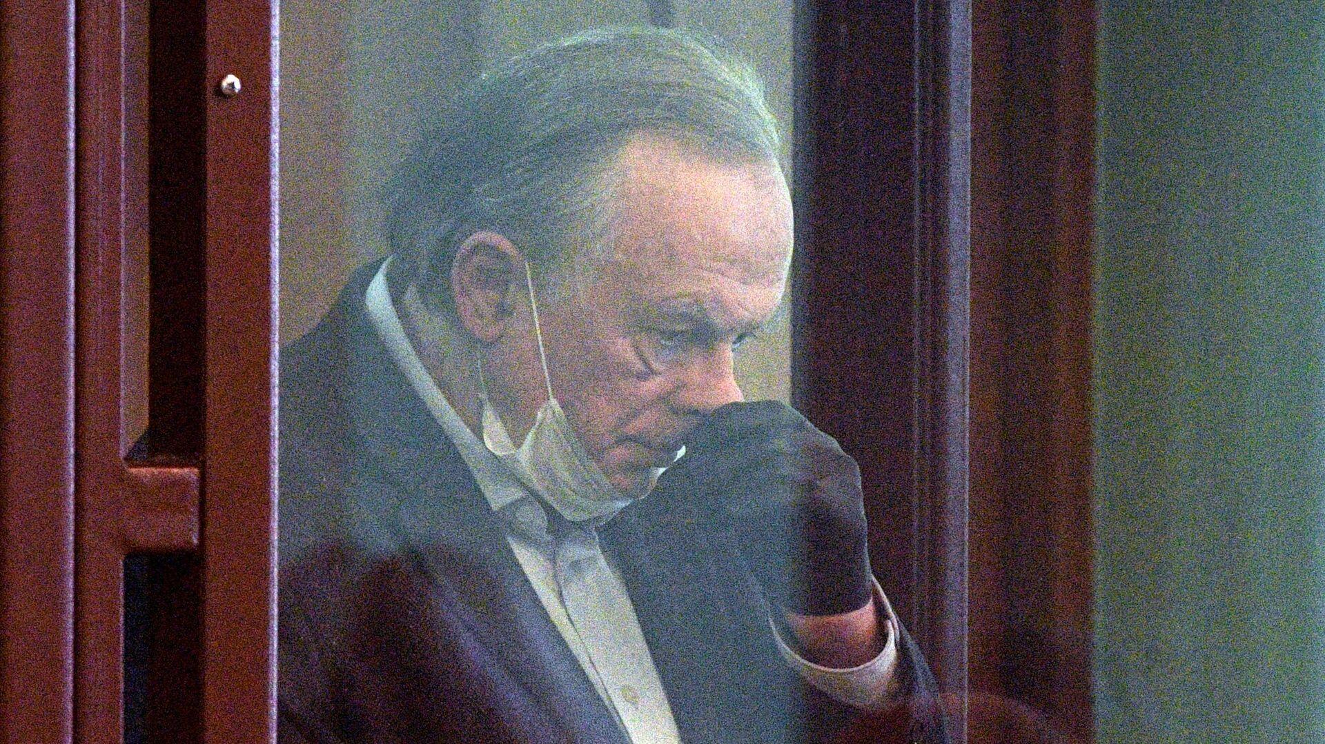 Суд отказал историку Соколову в общественном защитнике при апелляции