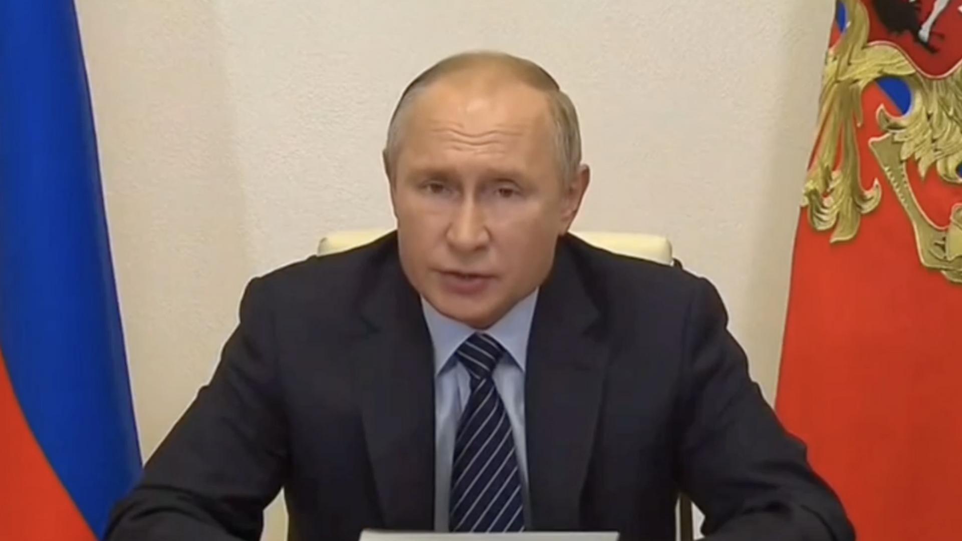 Путин: Тотальных ограничений не планируется - РИА Новости, 1920, 28.10.2020