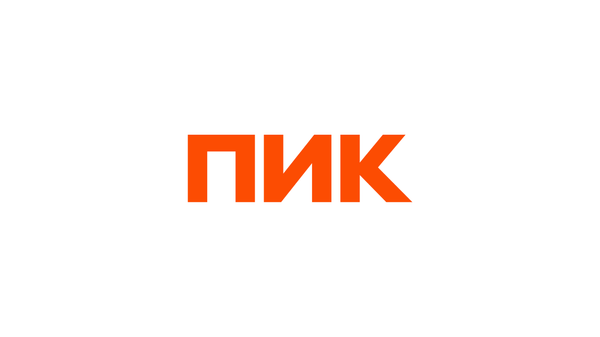 Логотип девелопера ПИК