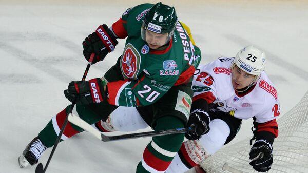 Янне Песонен (слева)