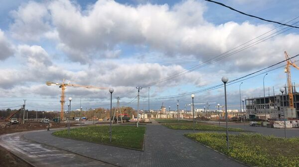 В Калуге подвели итоги первого года строительства кампуса Калужского филиала МГТУ им. Н.Э. Баумана
