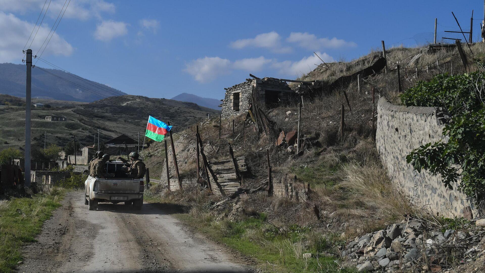 В Карабахе заявили о 36 погибших военных за сутки