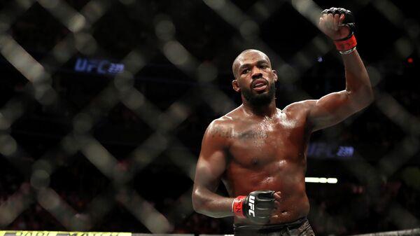 Боец UFC Джон Джонс