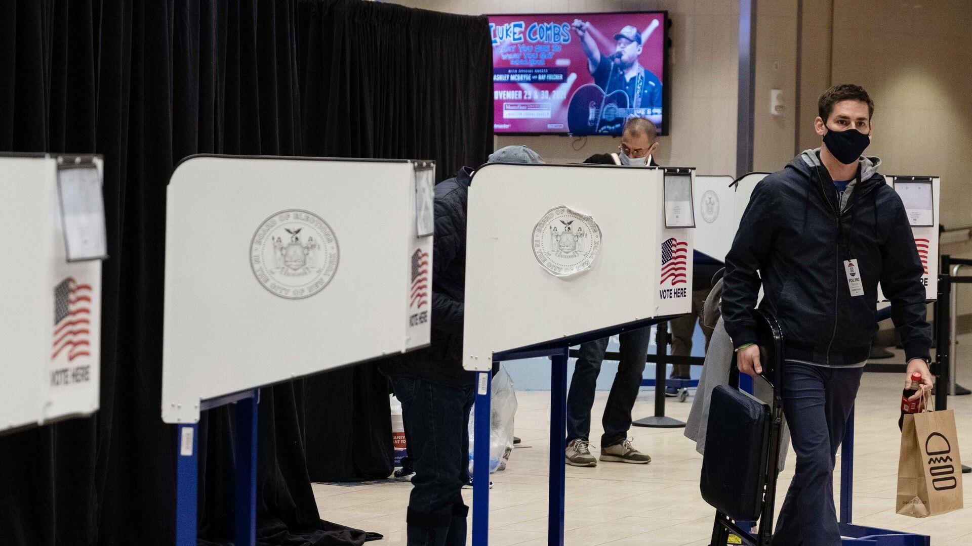 Российские наблюдатели оценили обстановку в США перед выборами
