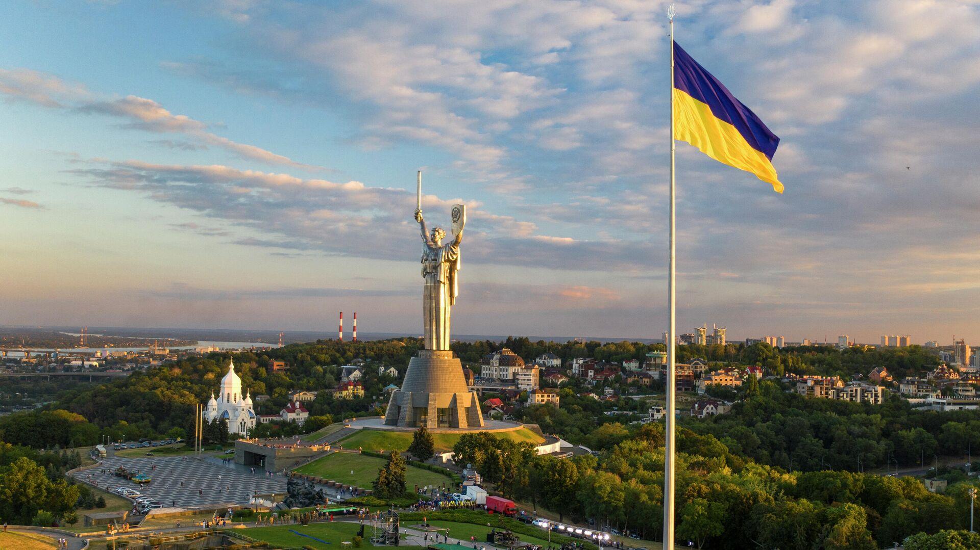 Монумент Родина-мать в Киеве - РИА Новости, 1920, 24.11.2020
