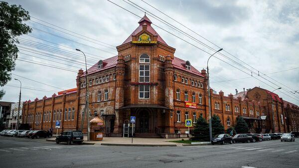 Здание Майкопского пивоваренного завода