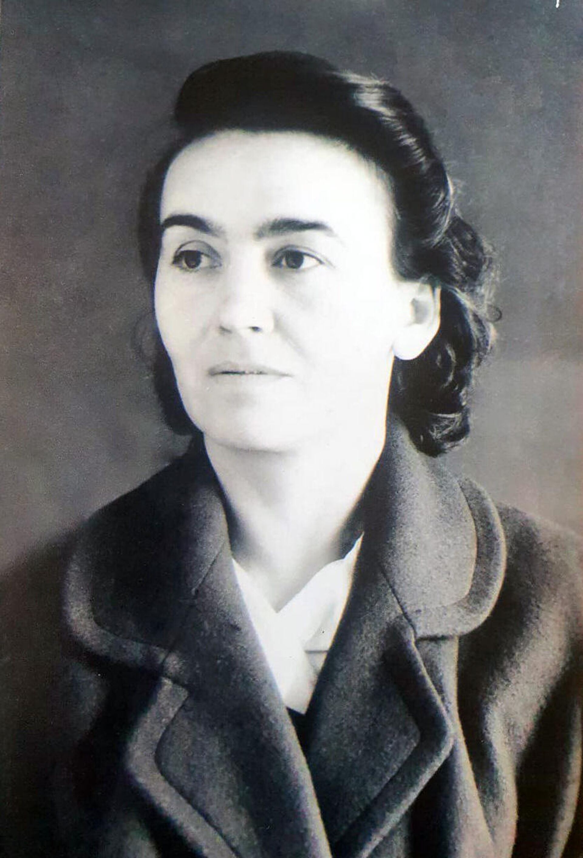Мать Владимира Горобца Галина Пурий - РИА Новости, 1920, 30.10.2020