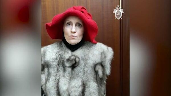 Задержана женщина в Мособласти по подозрению в убийстве отца по найму: кадры СК РФ