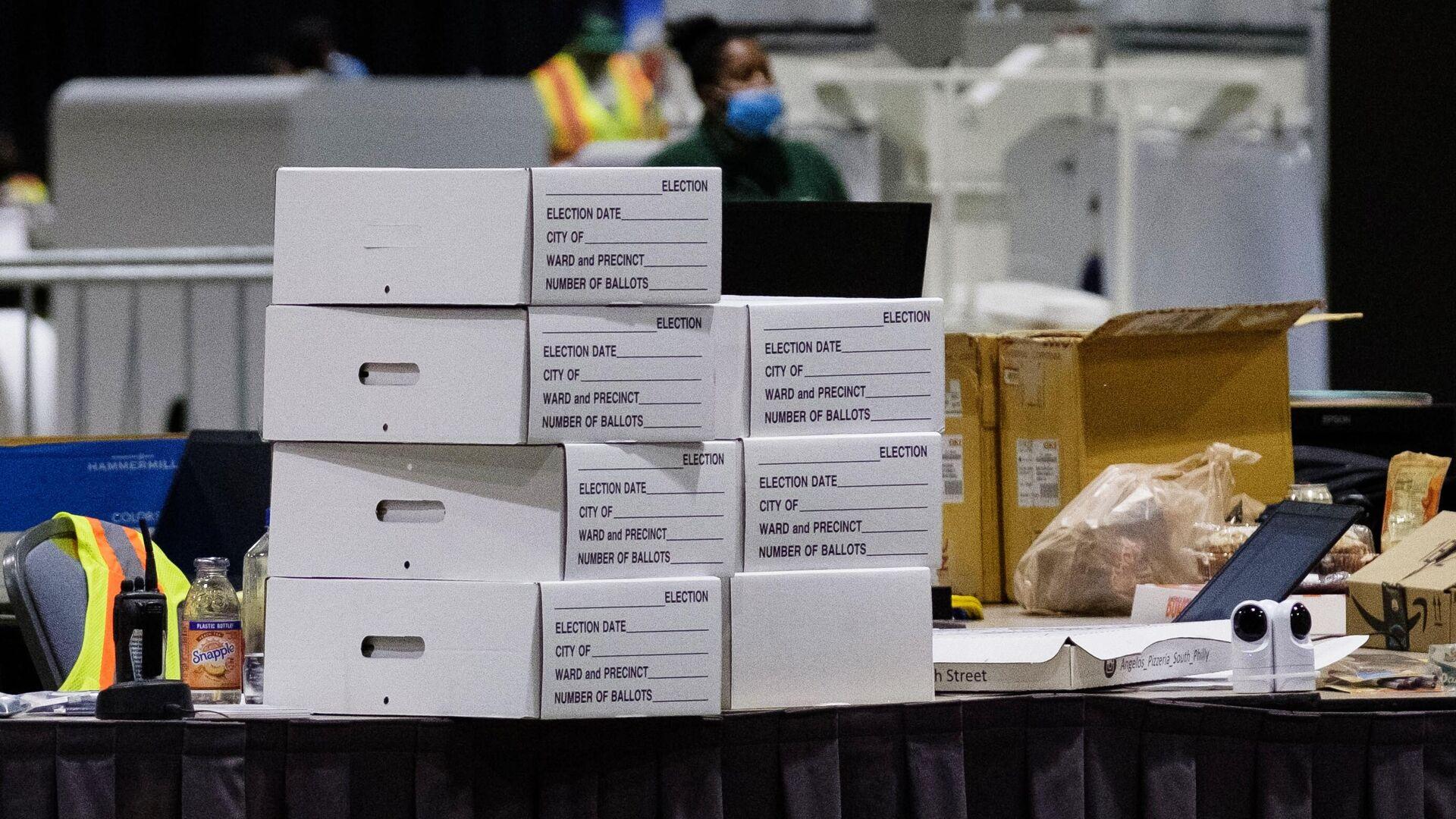Эксперт прокомментировал неопределенность с итогами выборов в США - РИА  Новости, 12.11.2020