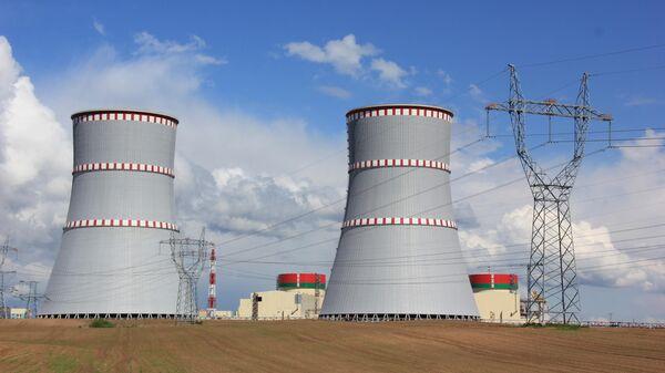 Энергетический пуск энергоблока № 1 Белорусской АЭС