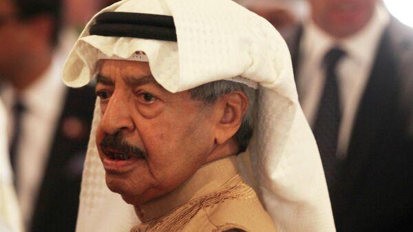 Премьер-министр Бахрейна Халифа бен Сальман Аль Халифа