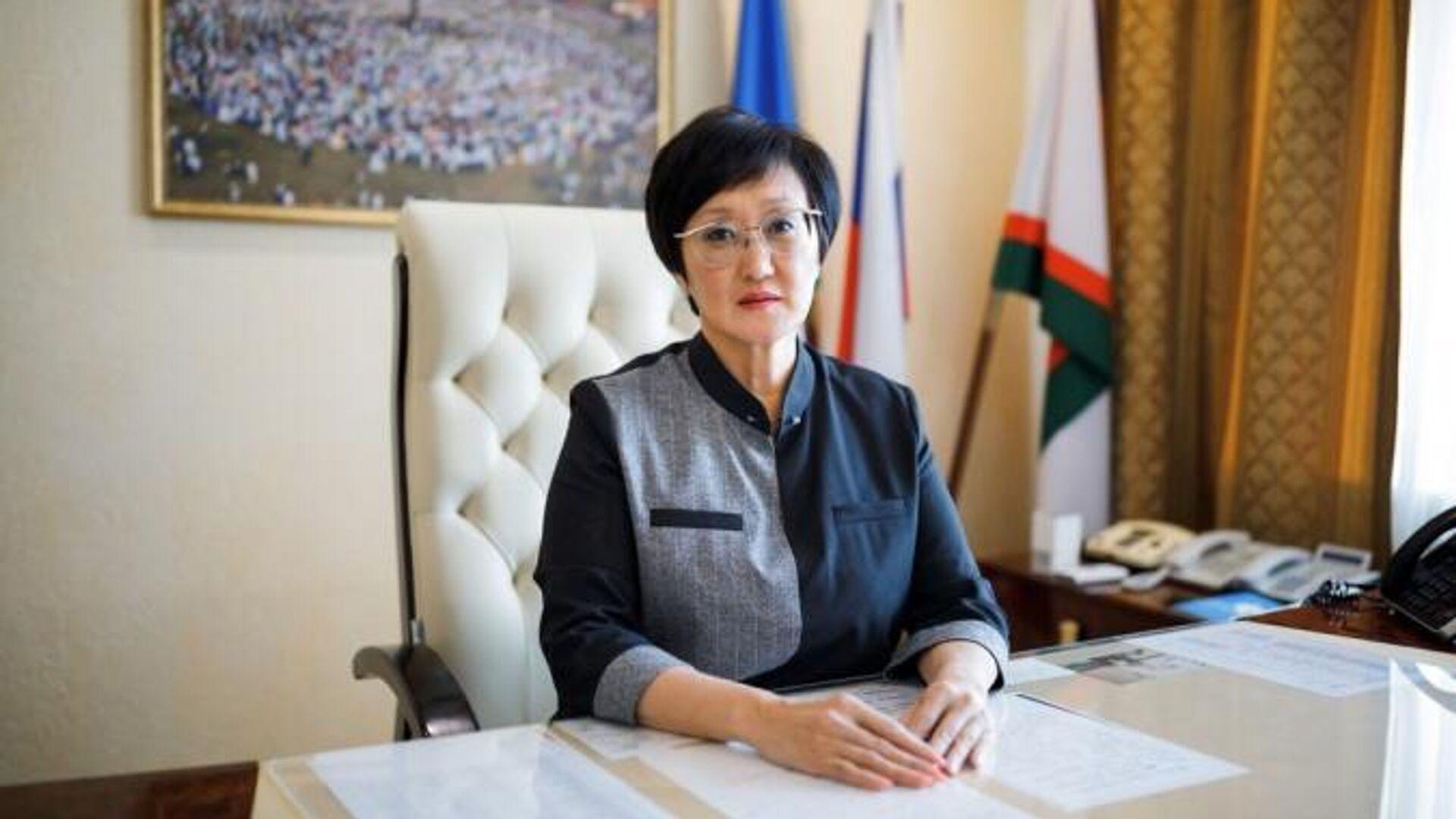 Мэр Якутска рассказала о своей новой должности после отставки