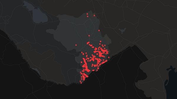 Обострение конфликта в Карабахе: с первого дня до последнего перемирия