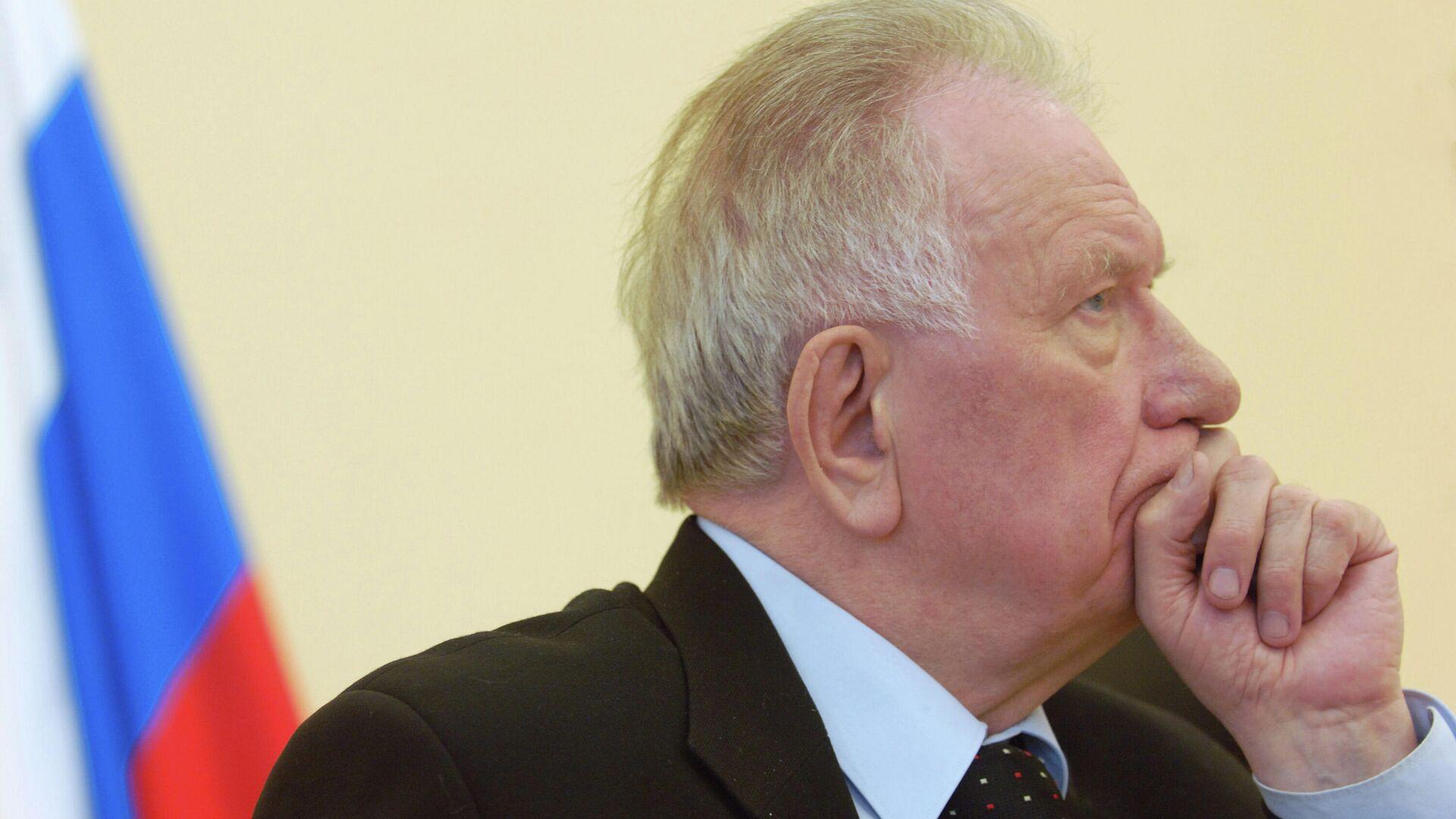 В Улан-Удэ простились с первым президентом Бурятии Леонидом Потаповым