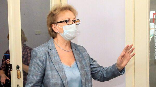 Министр здравоохранения Иркутской области Наталия Ледяева