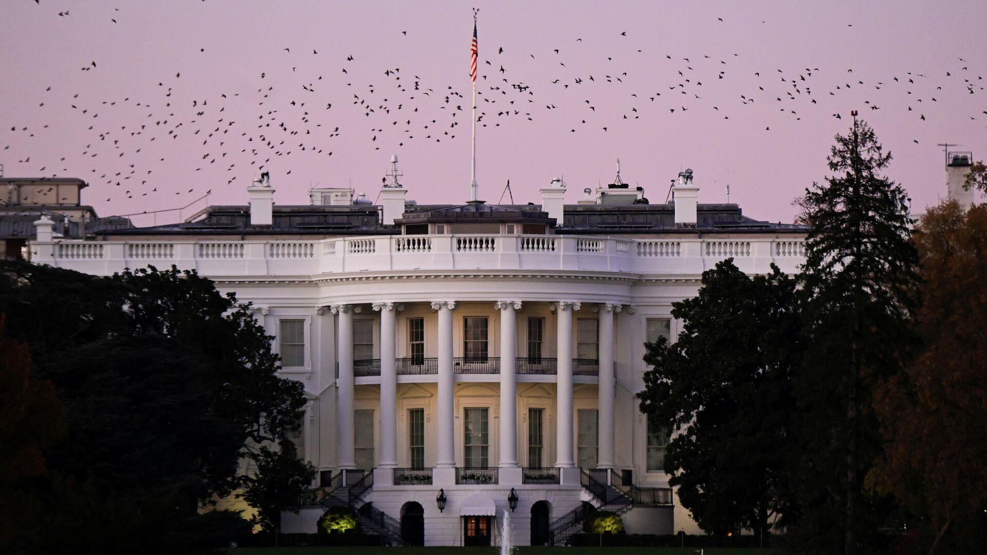 Белый дом, Вашингтон, США - РИА Новости, 1920, 02.12.2020