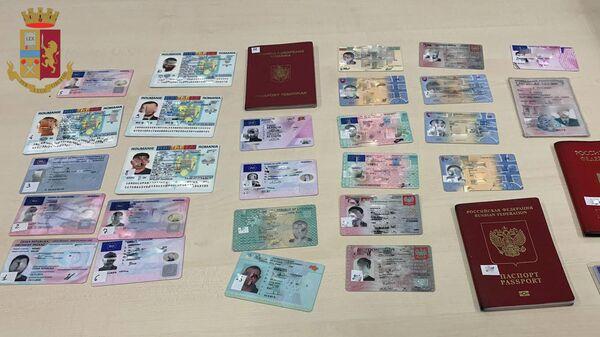 Поддельные документы, изготовлением которых занимался гражданин РФ