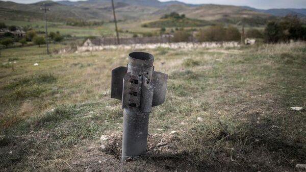 Два блочно-модульных городка появились в Карабахе для проживания военных