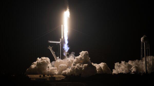 SpaceX объявила имя второго члена экипажа коммерческого рейса Crew Dragon