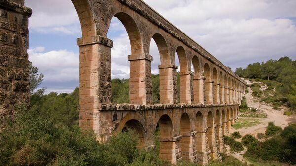 Дьявольский мост в Террагоне