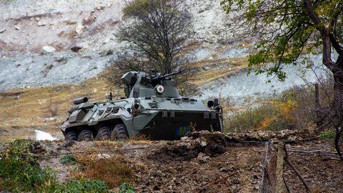 Горячие точки - США и Нагорный Карабах