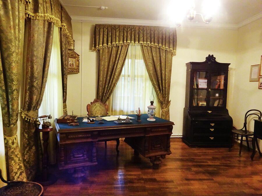 Дом купца Тетюшинова, интерьеры