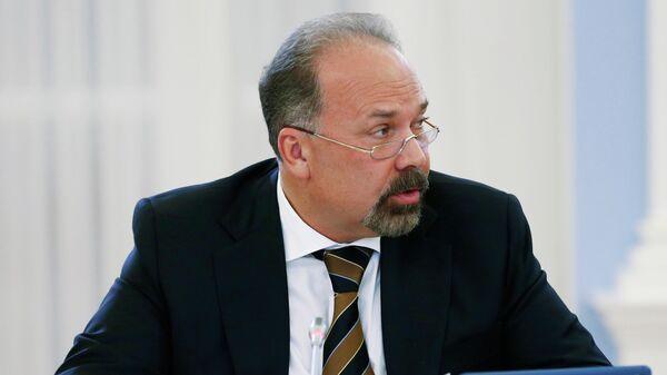 Аудитор Счетной палаты РФ Михаил Мень
