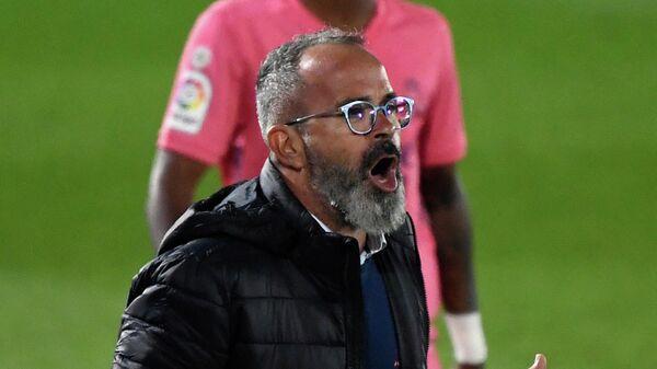 Главный тренер испанского футбольного клуба Кадис Альваро Сервера