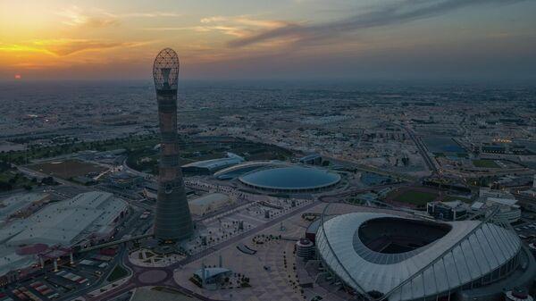 Стадион Халифа в Катаре