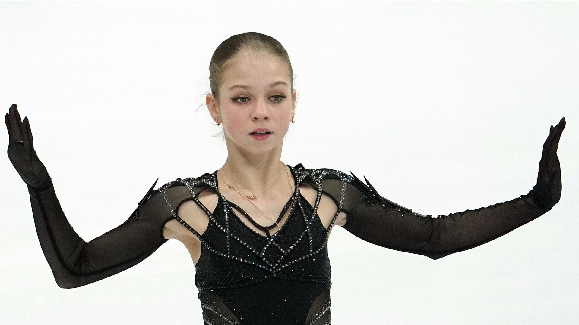 Александра Трусова - РИА Новости, 1920, 04.02.2021