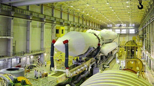 Ракета тяжелого класса АнгараА5