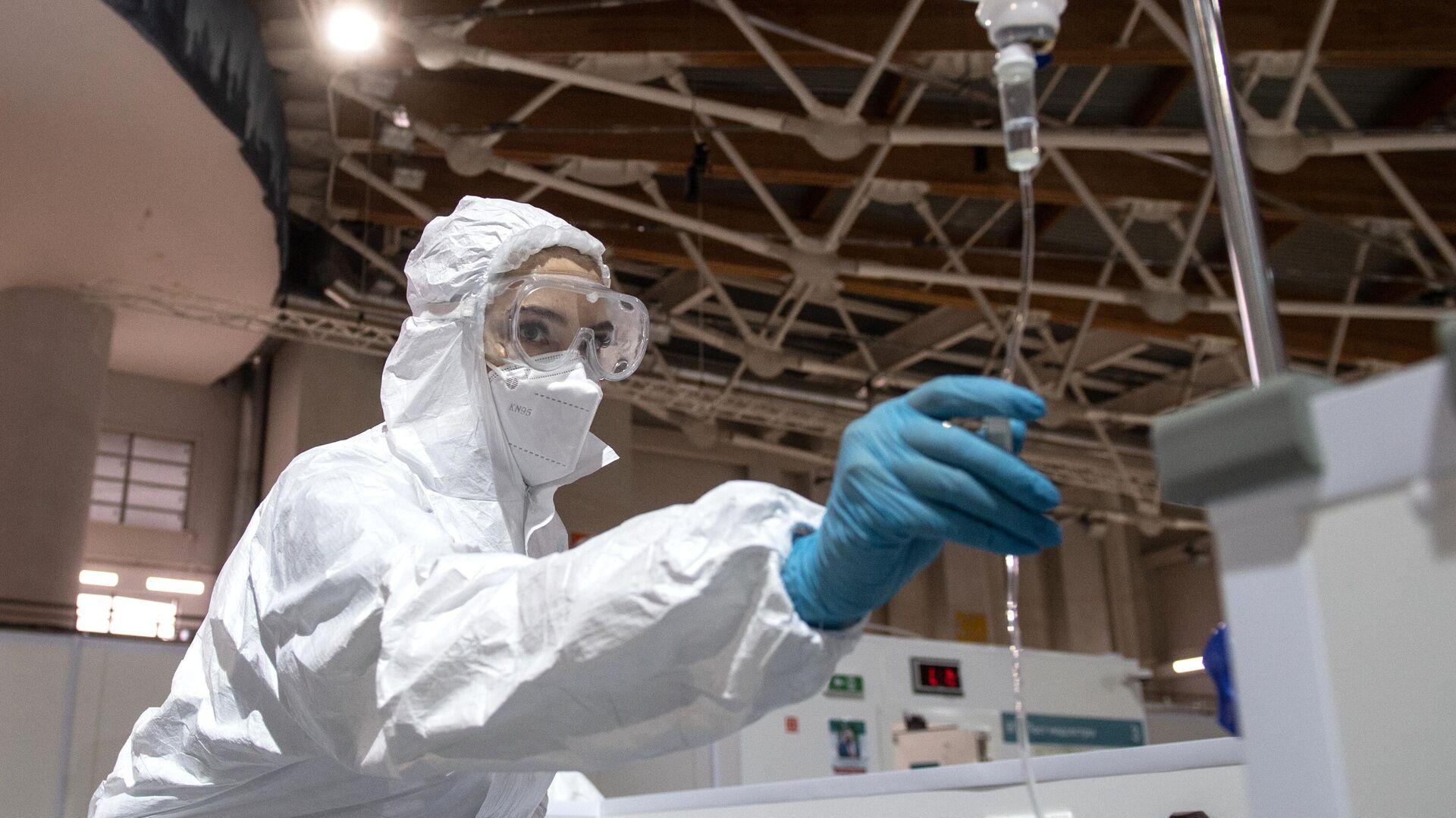 В Москве умерли 76 пациентов с коронавирусом