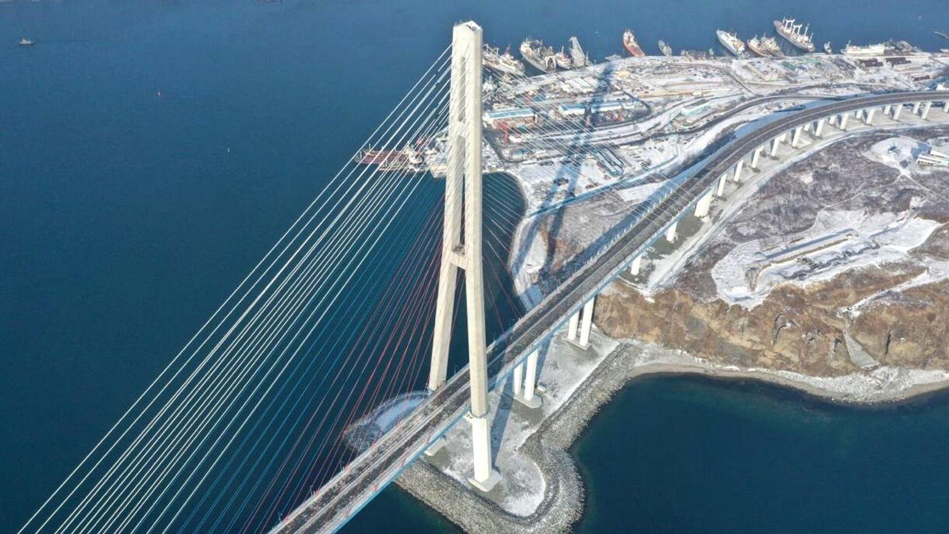 Власти обещают восстановить электроснабжение острова Русского в выходные